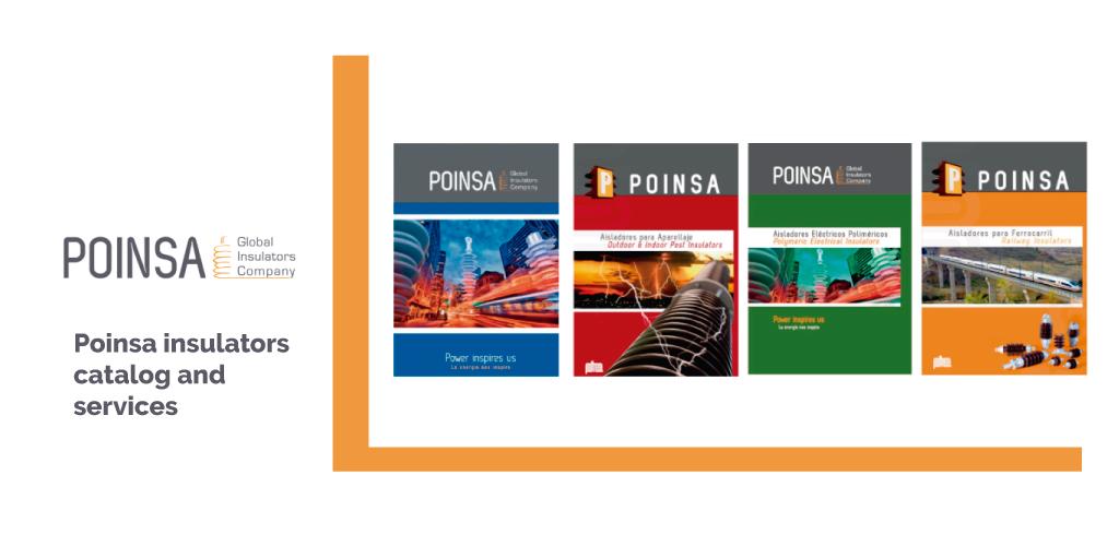 Poinsa Insulators Catalog and Services
